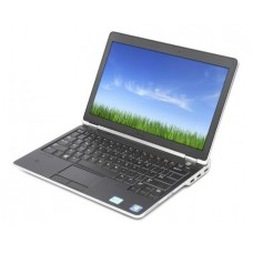 DELL E6220 / Core i5 2520M / 4096 / 128 SSD / NODVD