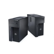 DELL PREC T1650 TOWER / XEON E3-1225 / 8192 / 500 + 500 / DVDRW