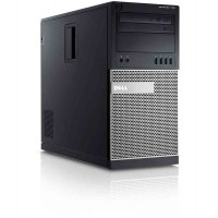 DELL OP 790 TOWER / Core i5 2400 / 8192 / 128 SSD / DVDRW