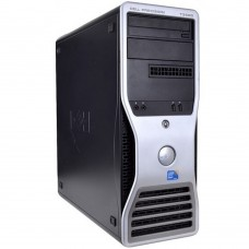 DELL PREC T3500 TOWER / XEON W3565 / 18432 / 500 + 1000 / DVDRW