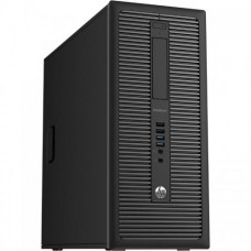 HP 800 G1 TOWER / Core i5 4590 / 4096 / 500 / NODVD