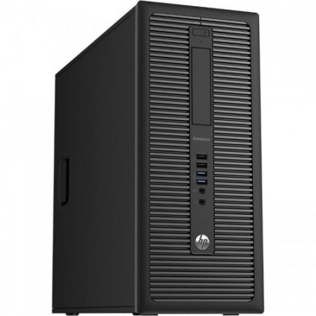 HP 800 G1 TOWER / Core i5 4670 / 4096 / NOHDD / DVD