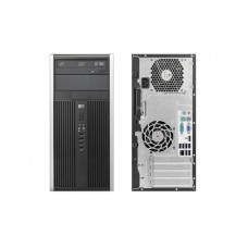 HP 6300 TOWER / Core i5 3570 / 4096 / NOHDD / DVDRW